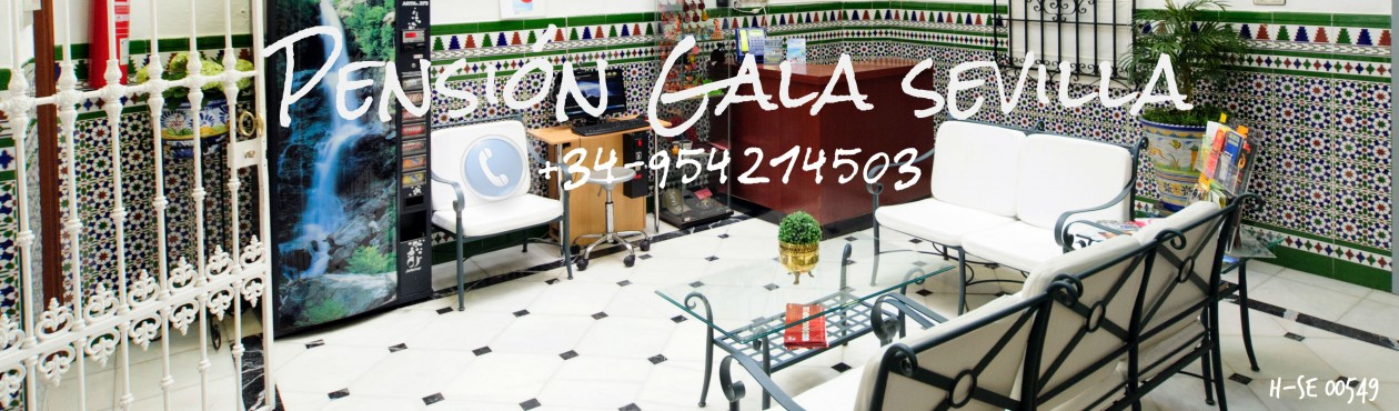 Gala Sevilla Herberge